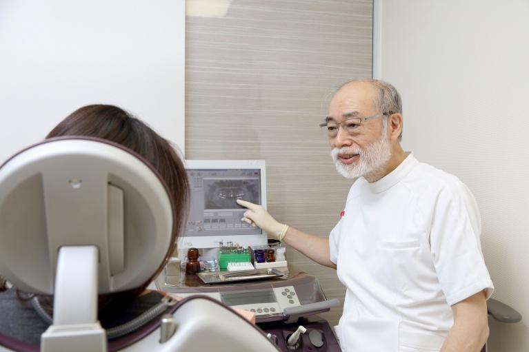 入れ歯・ブリッジ・インプラント治療を受けられる方へお願い